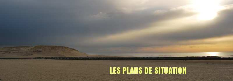 nantes massages, les plans de situation, plage